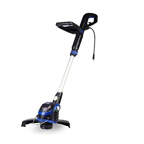 Review Of MLXG Cordless Electric Lawn Mower,Cutting Diameter 295mm and 1-30cm Adjustable Telescopic ...