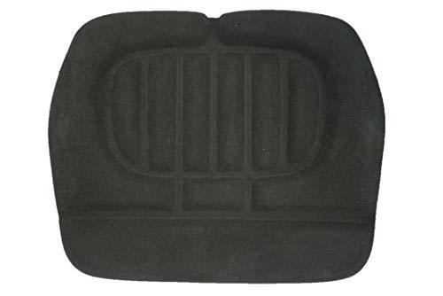Gorilla Sitzpolster passend Grammer LS95/90 Stoff schwarz Sitzkissen