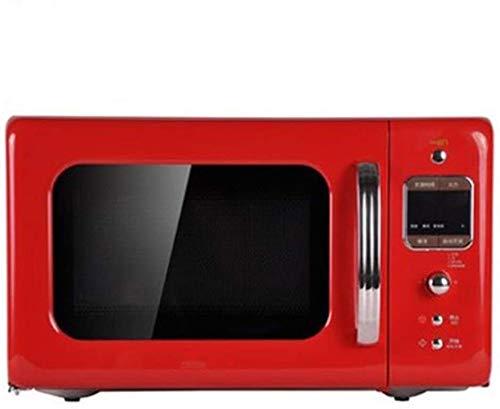 Rindasr Microondas encimera, Touch Control Microondas con función de Espera de bajo Cero, 800 W, 20 litros microondas pequeños