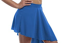 Womens Angle Dance Skirt by Bailar