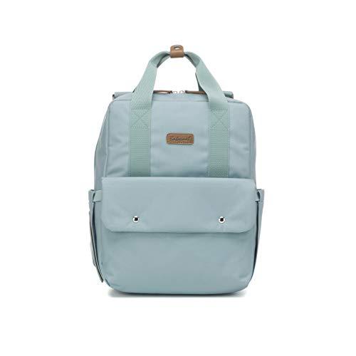 Babymel Georgi Eco Friendly Convertible Backpack (Aqua)