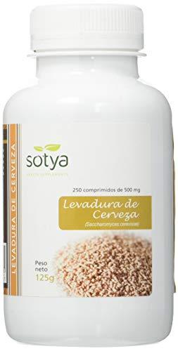 SOTYA - SOTYA Levadura de Cerveza 250 comprimidos 500mg