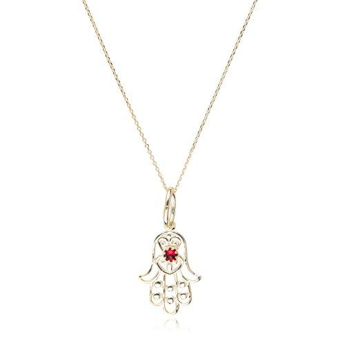 Córdoba Jewels | Gargantilla en Plata de Ley 925 bañada en Oro. Diseño Mano de Fátima Rubí Oro