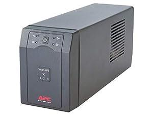APC Smart-UPS SC 420VA - UPS - 420 VA - UPS battery - lead acid ( SC420I )