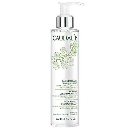 Caudalie Micellar Cleansing Water - For All Skin Types 200ml, 3522931002269
