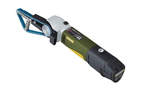 Proxxon 29830 Akku-Rohrbandschleifer (Schleifgerät) - 200-700 m/min, 10 x 330 mm - für perfekte Oberflächen