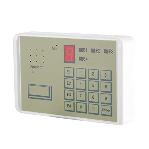 Sistema de alarma antirrobo para coche, grabación duradera para una seguridad total en casa y en la empresa.