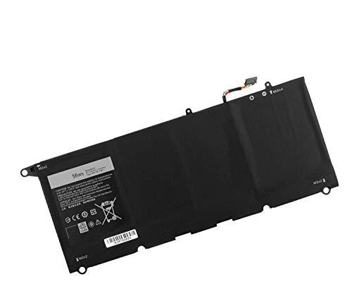 ASKC 7.6V 56Wh Laptop Baterías para DELL XPS 13 Series 13-9343 13-9350 13-9350-D1608 13D-9343-350 13D-9343-370 Notebook 5K9CP DIN02