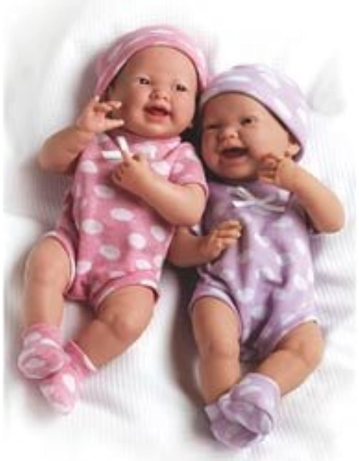 My Very Own Twin Baby Dolls by Ababy