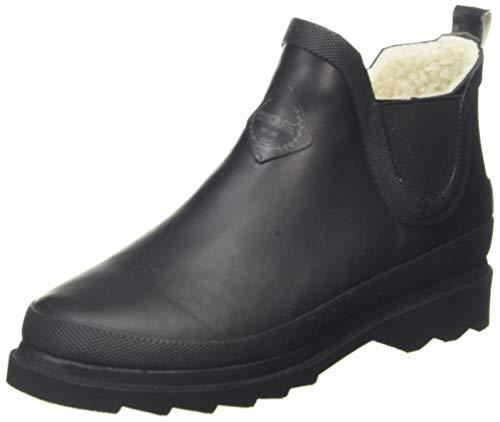 Regatta Women Lady Harper Cosy' Rubber Wellington Boot, Black (Black 800), 7 UK