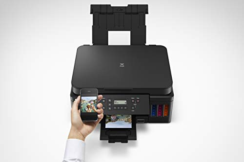 Canon Wireless MegaTank Impresora Todo en uno