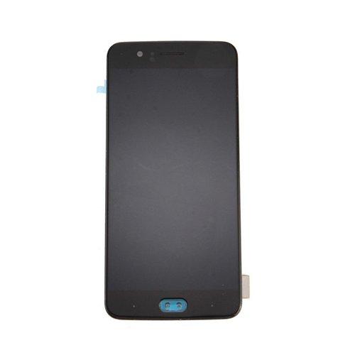 LeHang Pantalla táctil digitalizador Schermo LCD según ONEPLUS 5 1 + 5 A5000 5.5