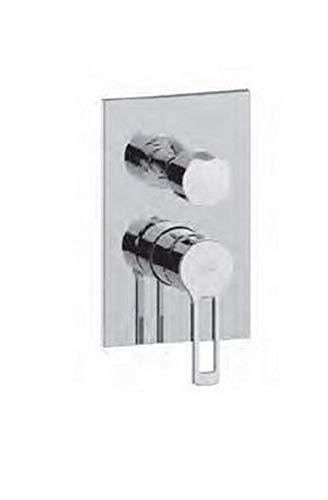 RIN019CR Miscelatore incasso doccia 3 uscite RINGO PAFFONI