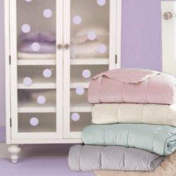 Babydoll Bedding White Comforter For Babies & Toddler
