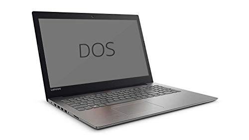 Lenovo Ideapad 320 Intel Core i3 6th Gen 15.6-inch Laptop (4GB/1TB HDD/DOS/Onyx Black/ 2.2kg/with ODD), 80XH01GEIN