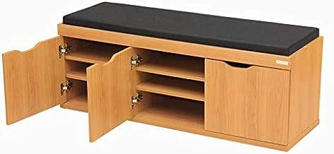 Godrej Interio Engineered Wood Shoe Rack (6 Shelves) 18 Pairs