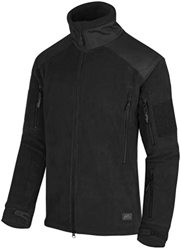 Helikon-Tex Liberty Jacket - Heavy Fleece SCHWARZ M/Regular