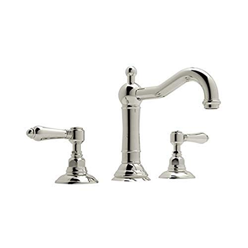 Rohl A1409LMPN-2 LAVATORY FAUCETS, Polished Nickel