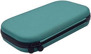 ACHICOO 収納ボックス 収納ケース 聴診器収納用 キャリートラベルケースバッグ ハードドライブペン 医療オーガナイザー用 耐衝撃性 防塵 ポータブル 緑