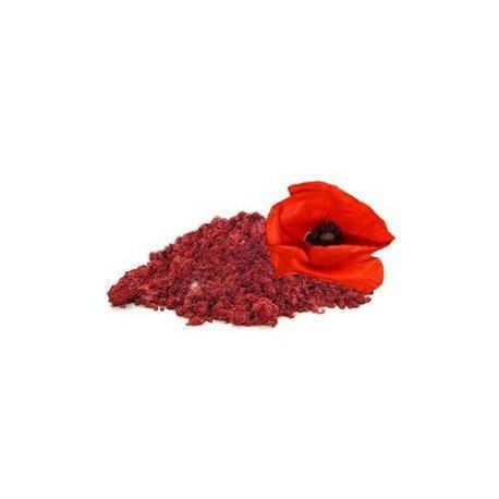 Polvo de amapola, Aker Fassi, Colorante Natural, maquillaje natural a 100%