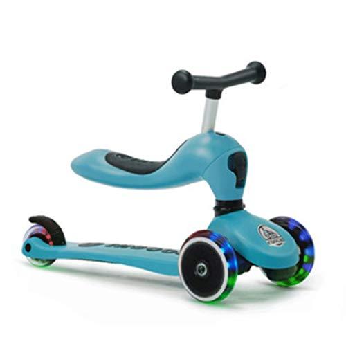 Scooter plegable para niños de 3 años y más para niños