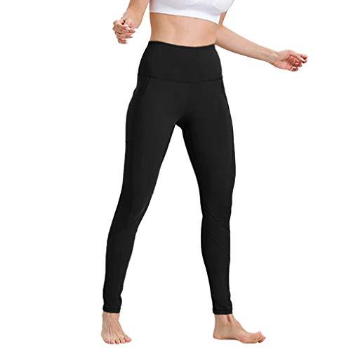 ZARLLE_Pantalones Leggins Mujer Fitness Push up Cintura Alta mayas Deportivas Mujer Yoga Ropa Pilates Mujer Vientre Plano anticelulitico Pantalones Running Gym