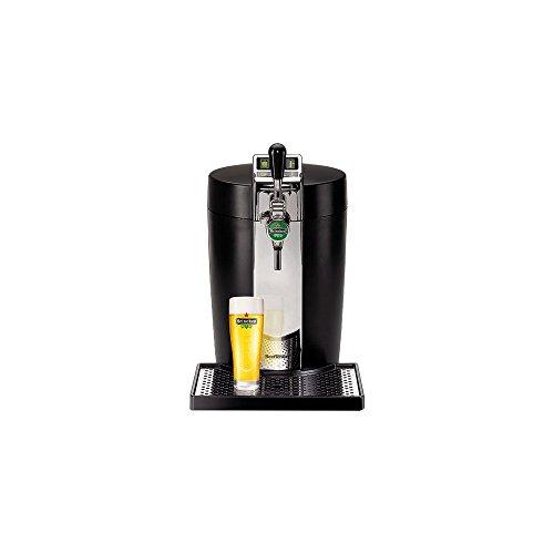 Krups yy2932fd 5L Bierzapfanlage Barrel Bierzapfanlage Möbelgriff Bier (6,65kg, 300x 490x 460mm, 70W)