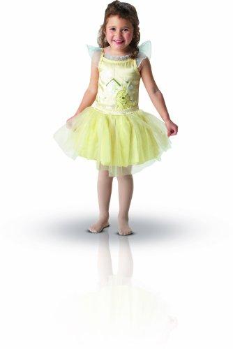 Disney I-884659TOD - Disfraz infantil de bailarina Winnie (2-3 años), color amarillo