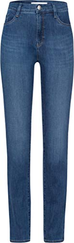 BRAX Damen Style Mary Planet Jeans, Used Light Blue, W32/L34 (Herstellergröße:42L)