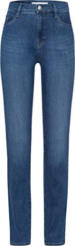 BRAX Damen Style Mary Planet Jeans, Used Light Blue, W32/L34 (Herstellergröße:42L)