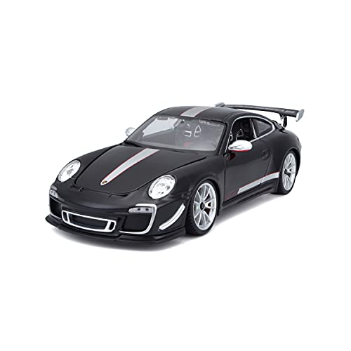 Bburago 1:18 Scale Porsche 911 GT3 RS 4.0 Diecast Vehicle (Colors May Vary)
