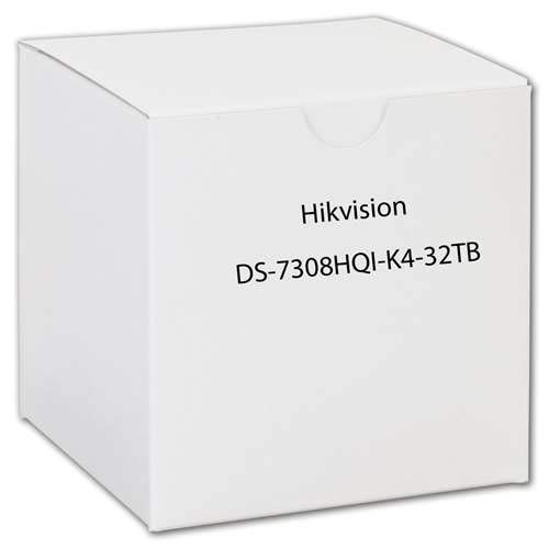 Lowest Price! Hikvision TurboHD PRO DS-7308HQI-K4 Tribrid Video Recorder