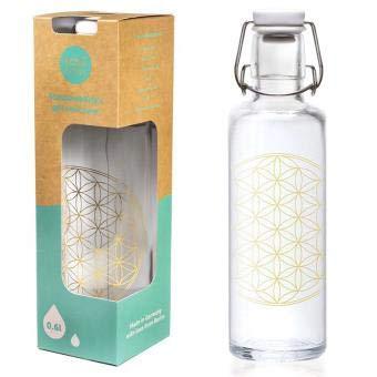 yogabox Anima Bottiglia Fiore della Vita
