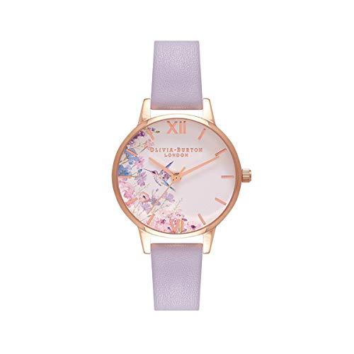 Olivia Burton Damen-Uhren Analog Quarz One Size 88219961