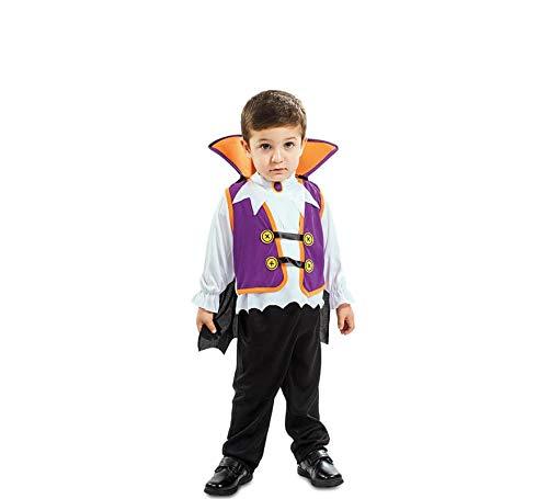 Disfraz de Vampiro Morado para niño y bebé