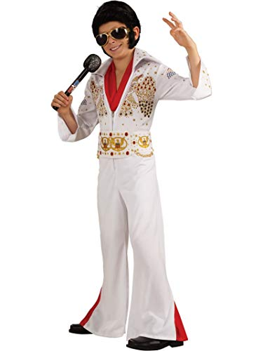 Elvis Deluxe Child Sm - http://coolthings.us