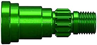 Traxxas Anodized-Aluminum Stub Axle Accessories/Tools, Green
