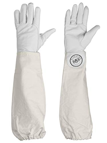Humble Bee 110 Imkerhandschuhe mit Ziegenleder mit Lange Ärmel Handgelenken xx-large