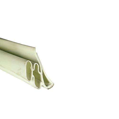 Türdichtung Dichtung 2 m Dichtring zum Einklemmen an Kühlschränken Dichtungsgummi Kühlschrankdichtung Dichtgummi Ersatzteile Zubehör für Kühltruhe Kühlschrank/Gefrierschrank