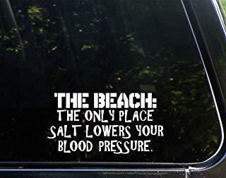 Het Strand: De enige plaats Zout Verlaagt Uw Bloeddruk (4