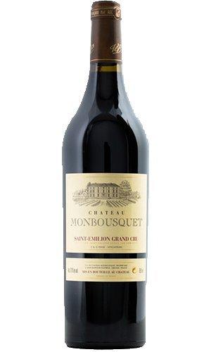 2003 Chateau Monbousquet, Saint Emilion. Saint Emilion / France. Merlot Blend. Vino Tinto.