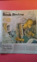 The New York Times Book Review May 19 2013 - Breaking The Mold By Susann Cokal  The Golem and the Jinni By Helene Wecker