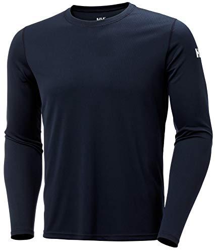 Helly Hansen HH Tech Crew T-Shirt Technique Homme, Bleu (Navy), S
