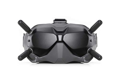 DJI HD Image FPV Goggles for Drone Racing Immersive Experience Within 28 ms Latency, 6/6s