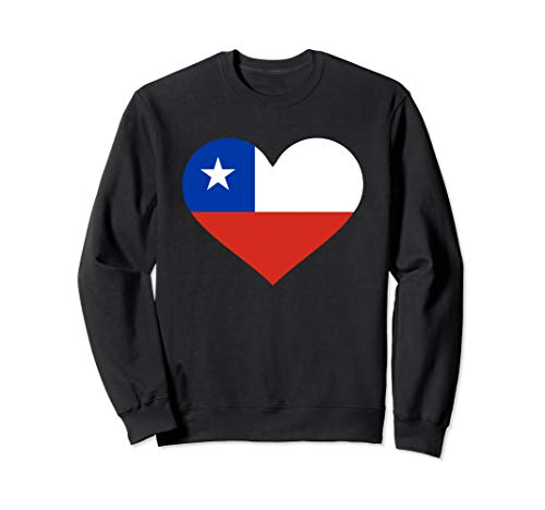 Chile Fahne Sweatshirt
