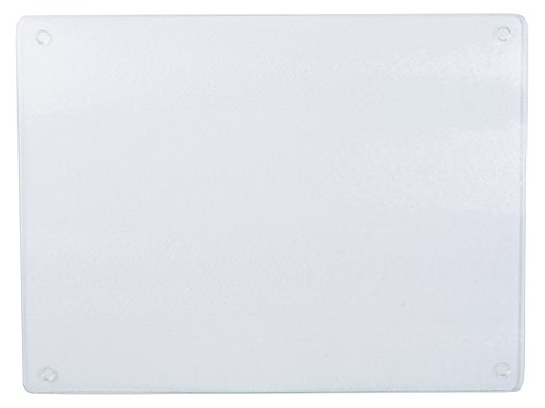 Everyday Home Arbeitsplattenschutz aus Klarglas, 40 x 30 cm (16 x 12)
