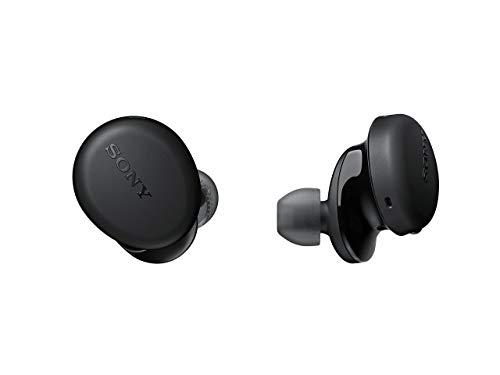 Sony WFXB700B True Wireless - Auriculares (Totalmente inalámbrico, Bluetooth, Extra...