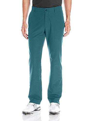Under Armour Men's ColdGear Infrared Match Play Pants – Straight Leg (34/32, Techno Teal (489)/Techno Teal)