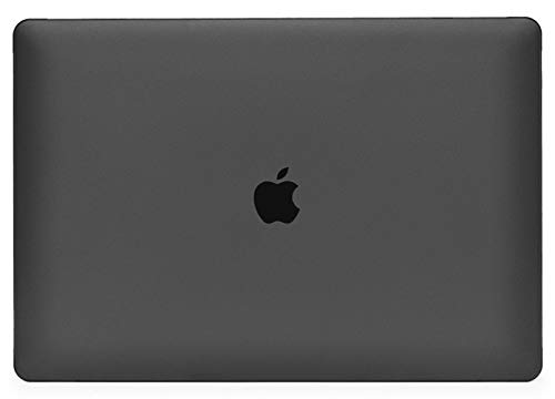 iPearl mCover Hard Shell Case with Free Keyboard Cover for 15-inch Model A1398 MacBook Pro (with 15.4-inch Retina Display, with or Without Force Touch Trackpad) - Black