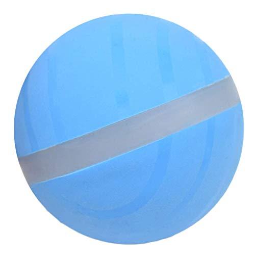 Wicked Ball-Haustier-Spielzeug USB Elektronische Wiggle Wobbling Crazy Ball Springen der Kugel-LED Rollen Flash-Ball-Spaß-Spielzeug-Gehirn Spiel